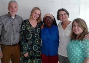 Frauensolidarität mit Ruanda - Weiter auf gemeinsamen Wegen